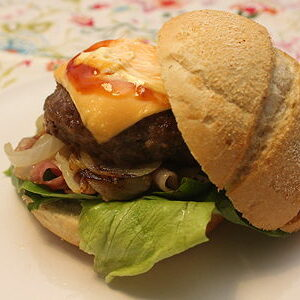 Hamburger speciaal